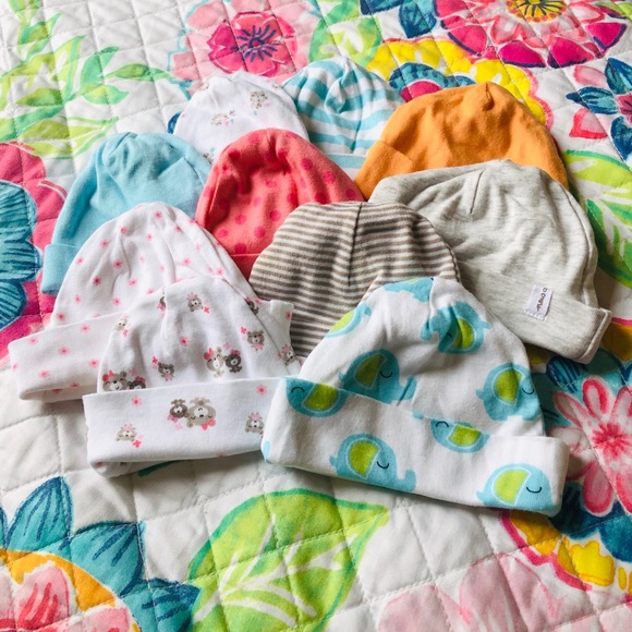 Other - Lot of 10 Baby Hoodies